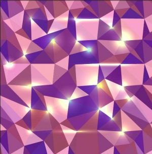 HD-107 Purple Diamond 3D Stretch Ceiling Film for Ceiling Decoration